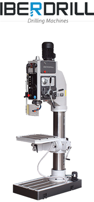 Select this option to access our IBERDRILL-brand industrial drilling machine recommender