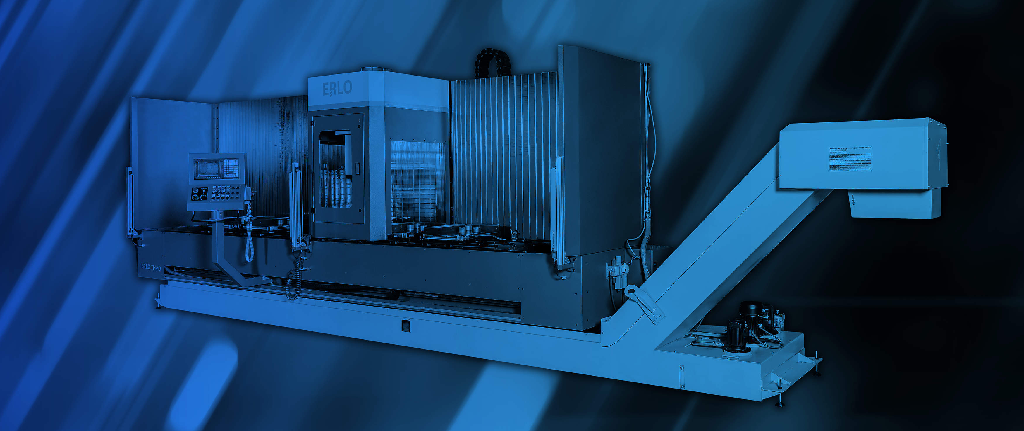 En Erlo Group somos especialistas en maquinaria industrial de taladrado, roscado y fresado.