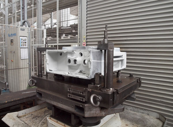 Ibermach designs and manufactures autonomous machining units for all types of CNC operations