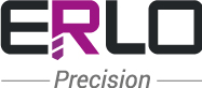 Erlo Precisión conducts metal part machining for the Erlo Group