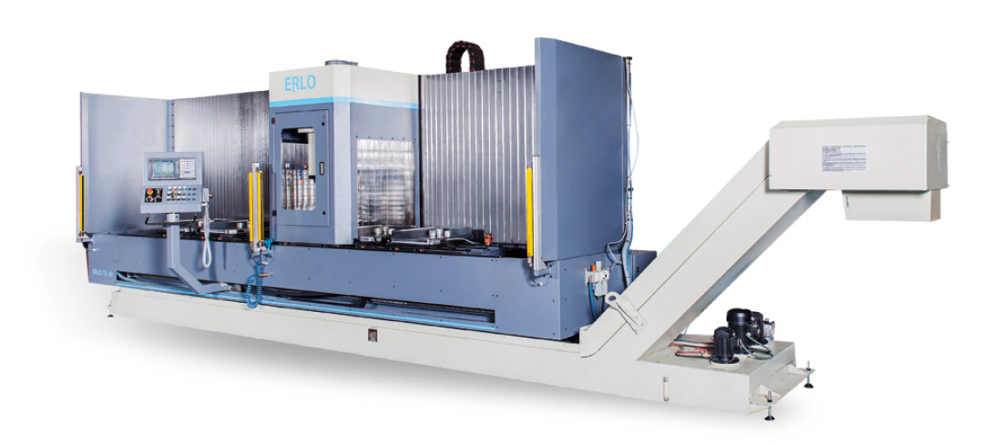 TH-40 drilling and tapping centre, designed and manufactured by ERLO