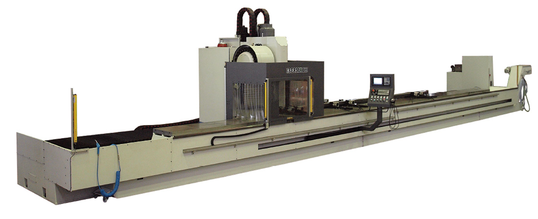 Machining centres designed and manufactured by ERLO