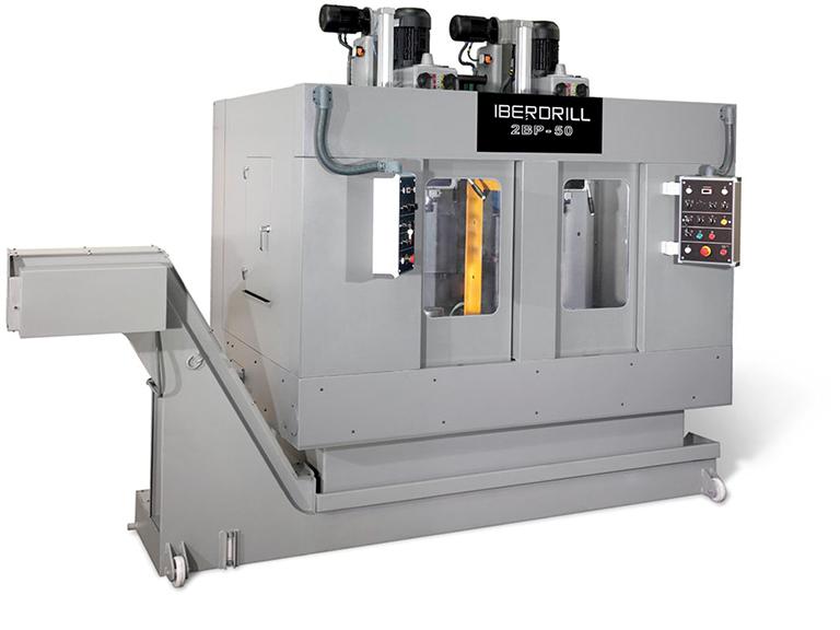 Iberdrill Customised Drilling Machines