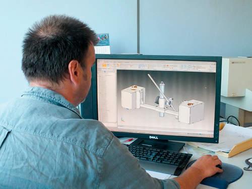 Ibermach pone a tu servicio su equipo de ingenieros para diseñar la máquina que mejor se adapta a tus necesidades