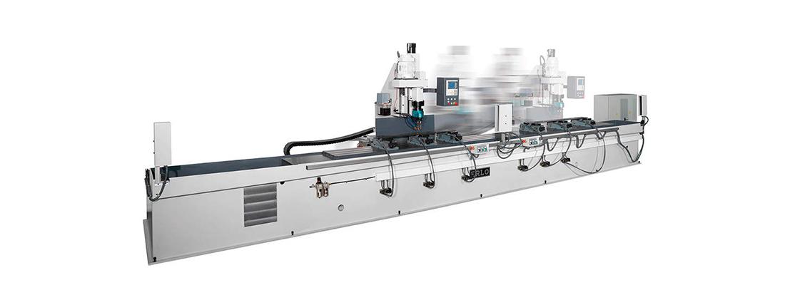 Ibermach entwirft und fertigt Bohr- und Gewindeschneidzentren, die vollkommen an Ihr industrielles Projekt angepasst werden können.