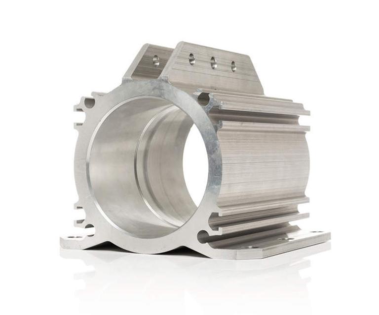 Erlo Precisión realiza mecanizado de piezas de metal para el Grupo Erlo