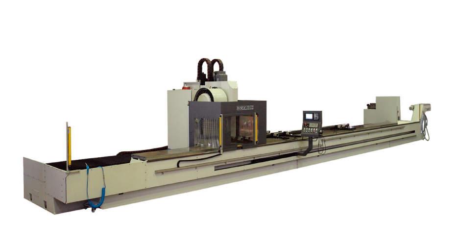 Centros de mecanizado diseñadas y fabricadas por ERLO