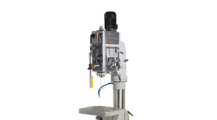 Iberdrill: High-performance column drilling machines