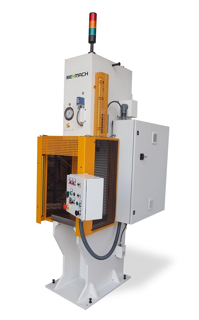 Ibermach conçoit et fabrique des presses hydrauliques et des machines à brocher totalement personnalisables selon les besoins de votre projet industriel.