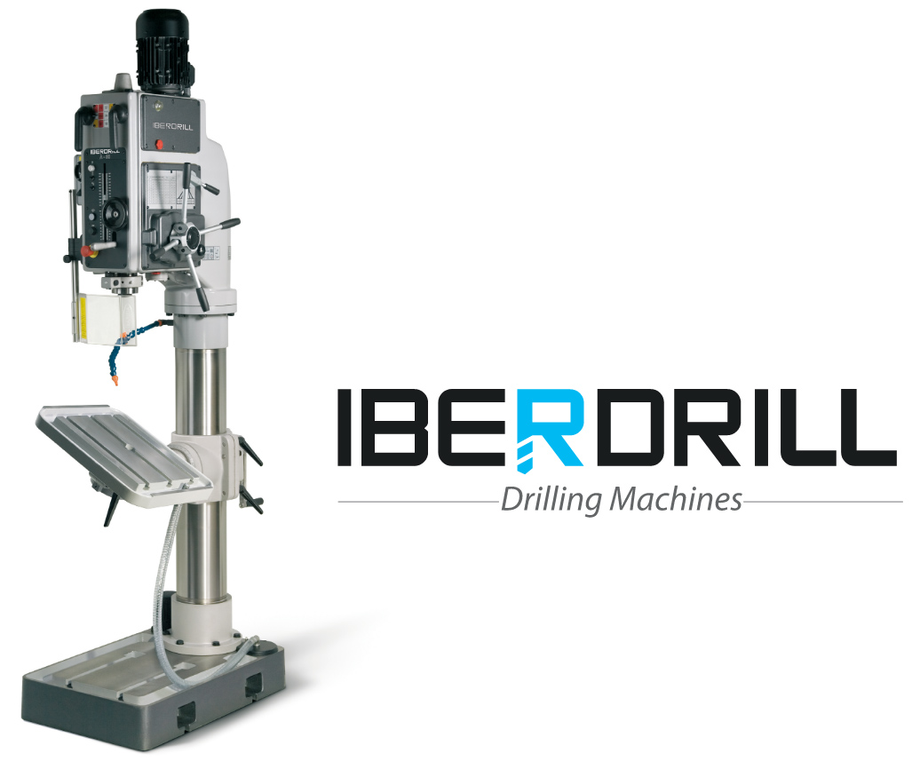 Iberdrill designs and manufactures high-performance drilling, tapping and milling machines