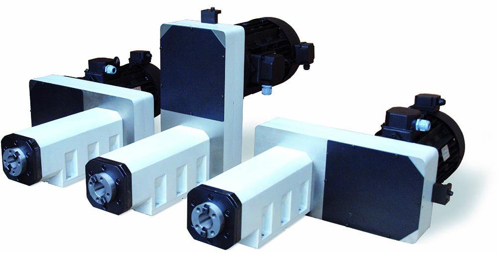 Von ERLO entwickelte und gefertigte autonome Bearbeitungsmodule