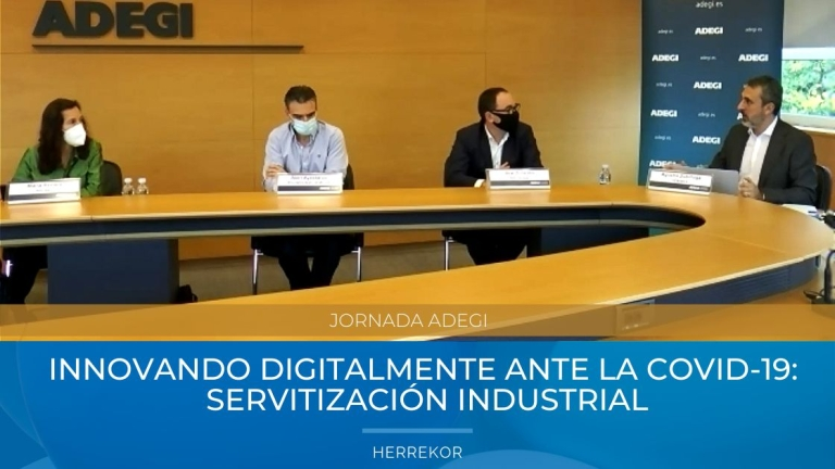 Digital Innovation in COVID-19 times: Industrial Servitization