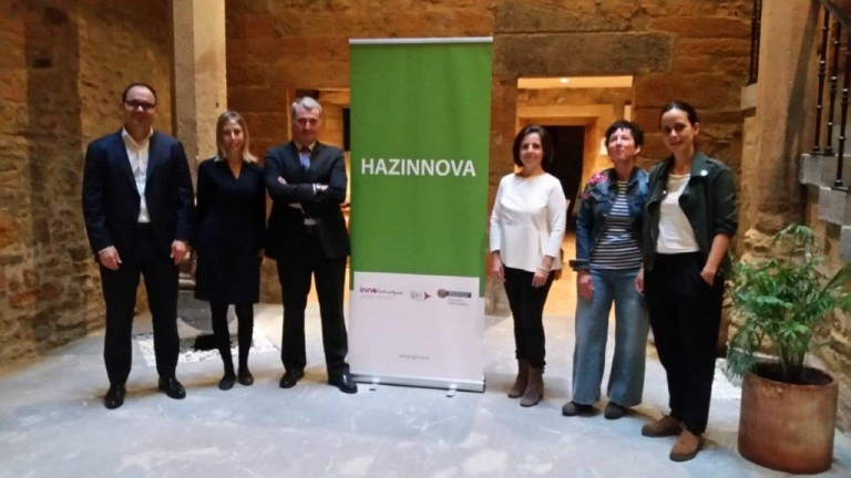 Presentation of HAZINNOVA Innovation program